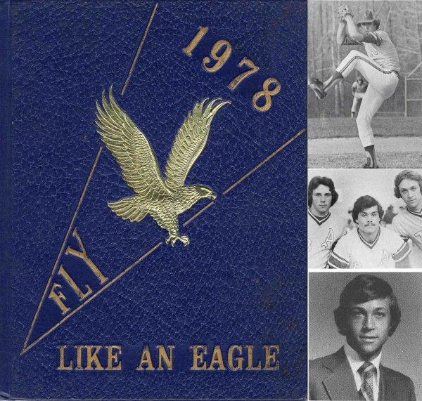 1309: Cal Ripken Jr Senior High School Yearbook Rare Ba