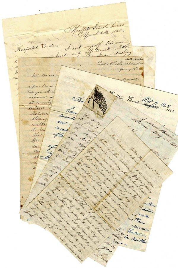 2234: Civil War Soldier PA 76th Infantry ALS Keystone Z