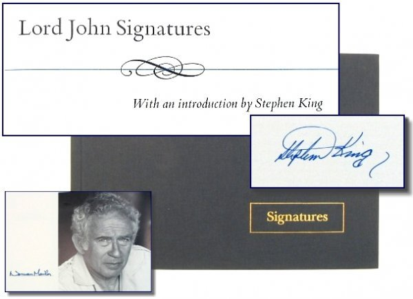 Book Signatures First Edition Autograph Stephen King SB