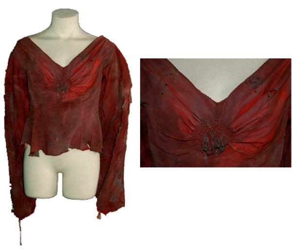 Star Trek Costume Khan Superwomen Star Trek II Wrath