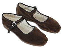 Greta Garbo Personally Owned Shoes