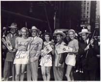 28 Abbott Costello Signed Photograph Signature Photo