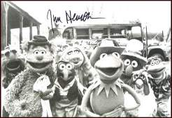 120 Jim Henson Signed Photo Autograph Signature Sig
