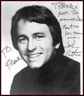 168: John Ritter Signed Photo Threes Company Autograph