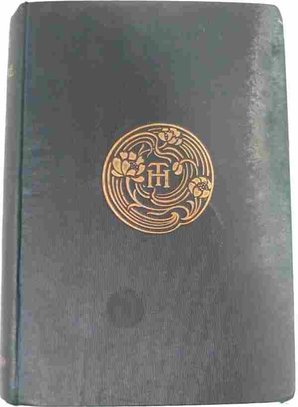 Thomas Hardy Jude Obscure 1896 First Edition 1st