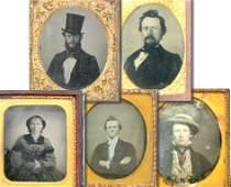 379: Civil War Daguerreotypes Tintypes Ambrotype