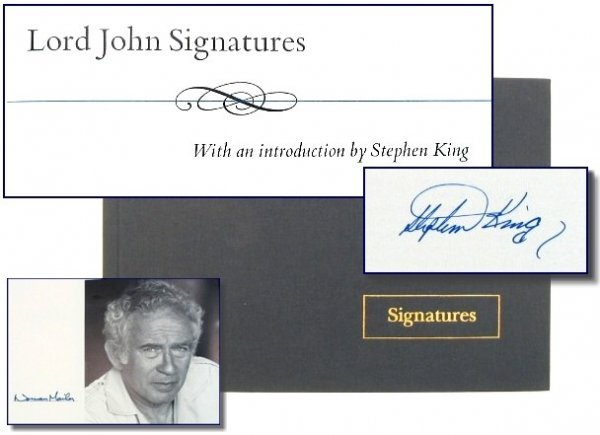 563: Book Signed Stephen King Gerald Ford 1st Edition