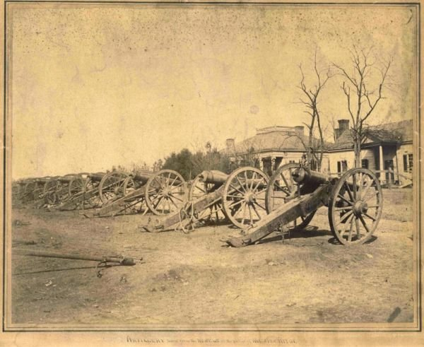 1822: Civil War Battle Mission Ridge Photo Picture