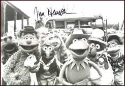 87 Jim Henson Signed Photo Autograph Sig