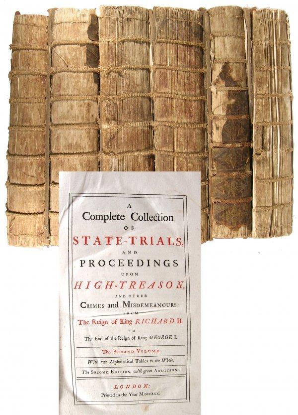 482: State Trials Book England Thomas More