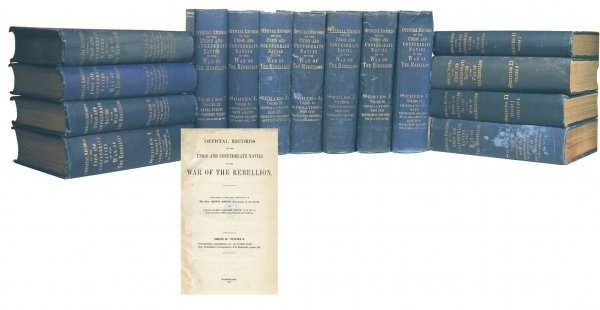 976: Records Union Confederate Navies War Book 1st Edit