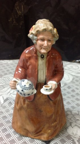 Royal Doulton Tea Time Figurine