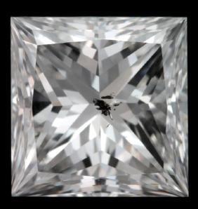 Diamond Princess 1.01cts E SI1 EGL USA