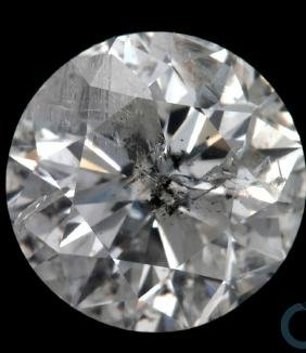 Diamond Round 2.01cts F I1