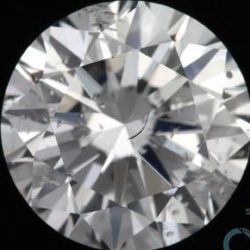 Diamond Round 1.08cts D SI2 EGL