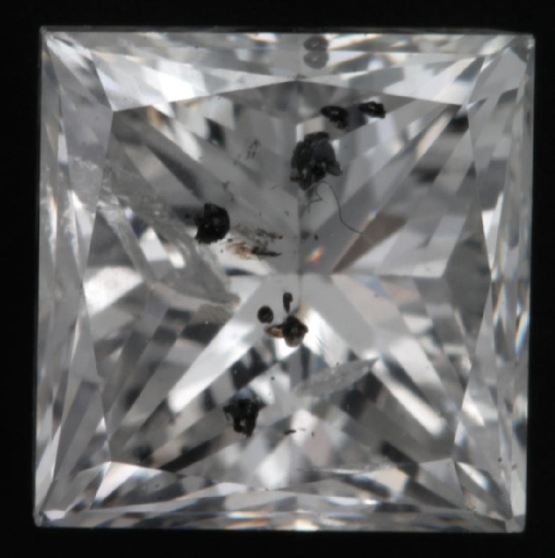 Diamond Non Cert Princess 1.02cts G I1