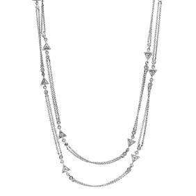 18K Gold 0.87 CTW Diamond Necklace