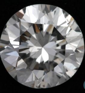 Diamond Round 0.7cts I SI1 EGL