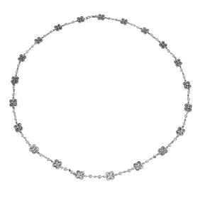 18K Gold 0.97 CTW Diamond Necklace