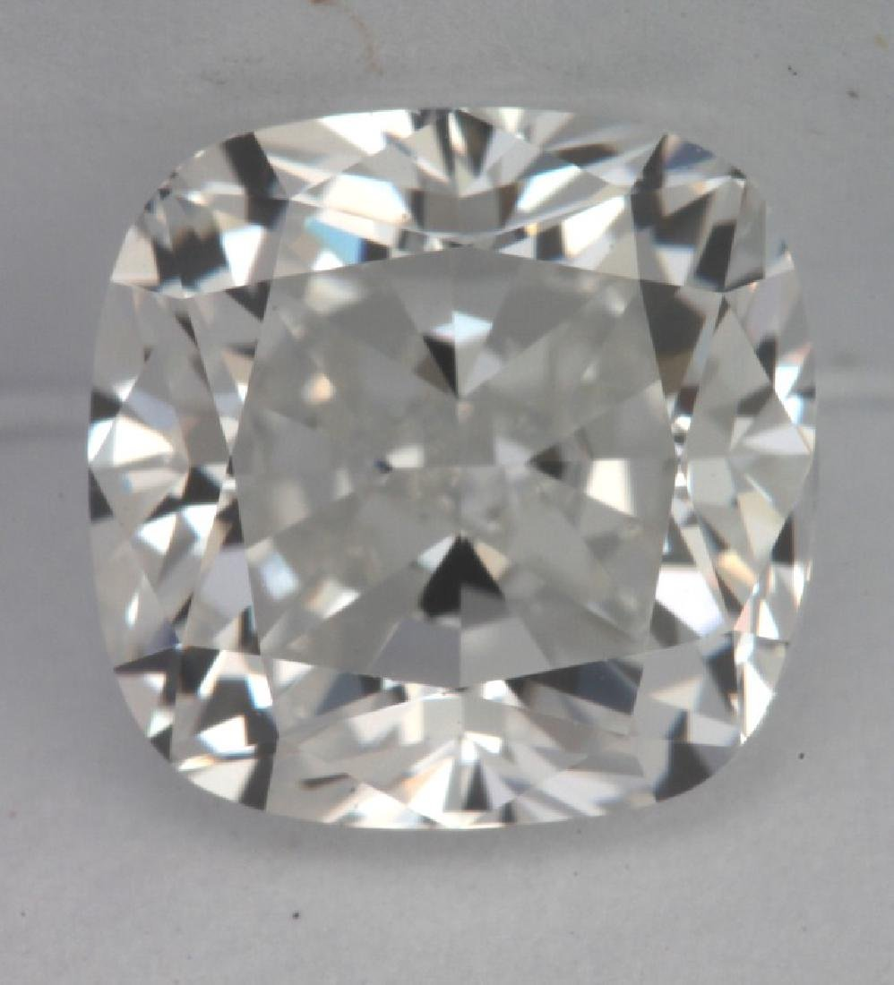 Diamond Cushion 1.01cts G VVS2 GIA