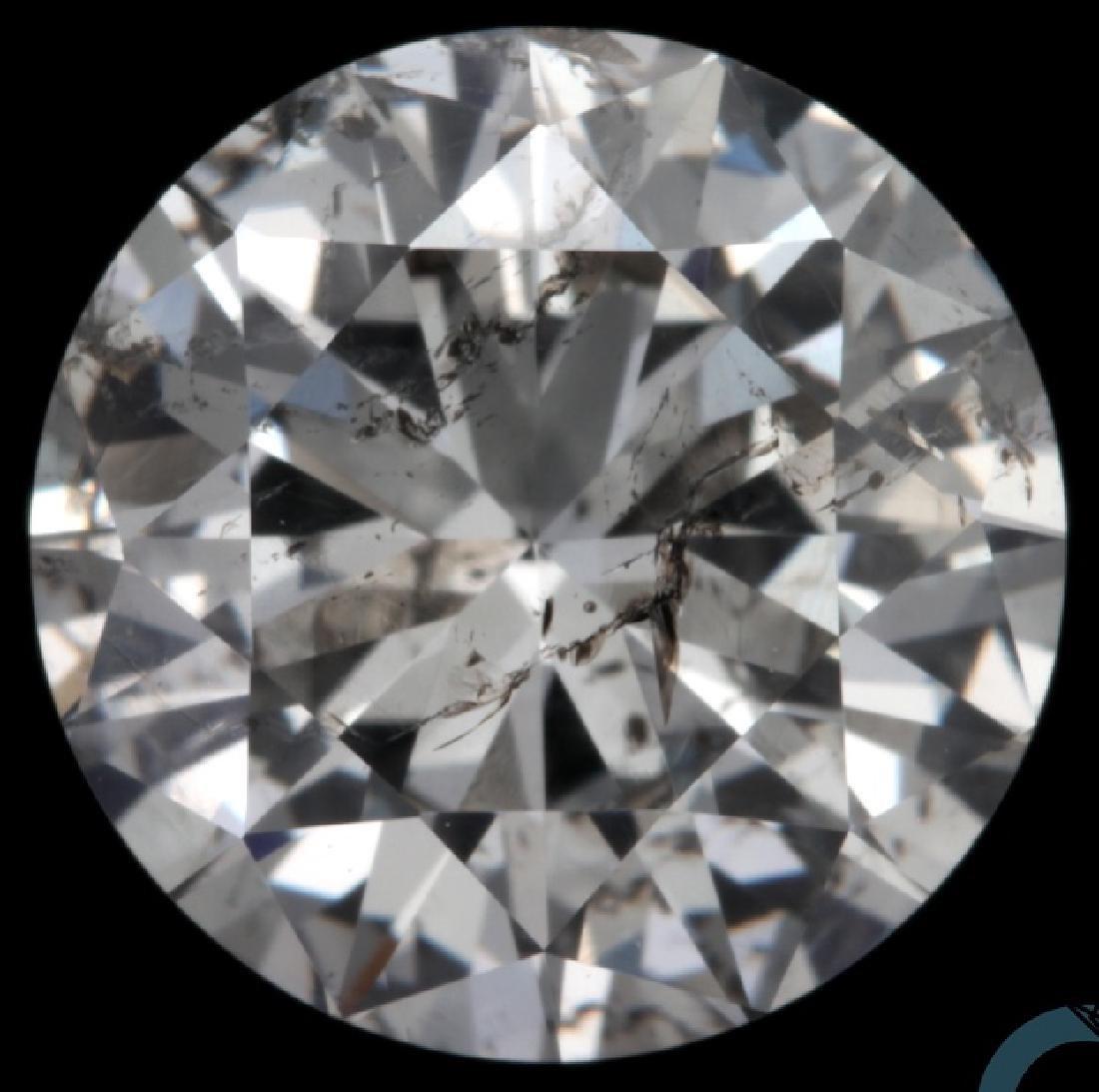 Diamond Non Cert Round 0.92cts G SI3