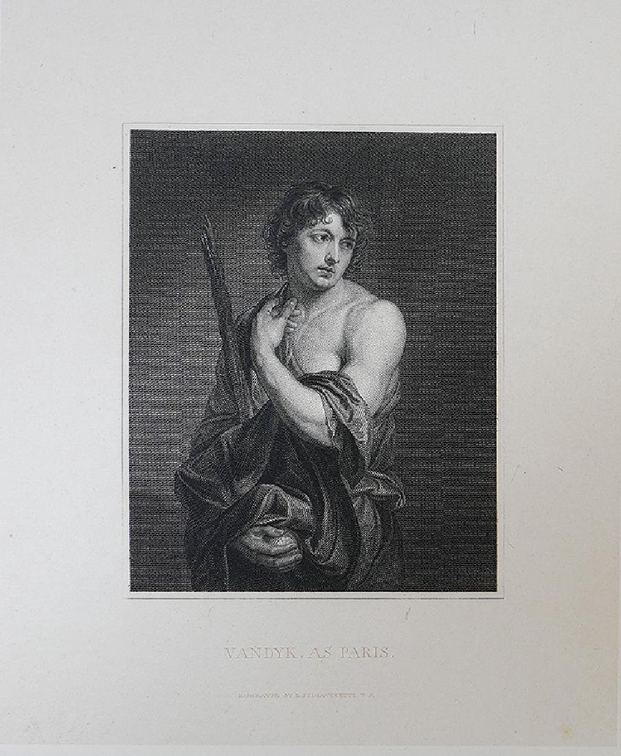 1807 British Gallery of Engravings by Forster