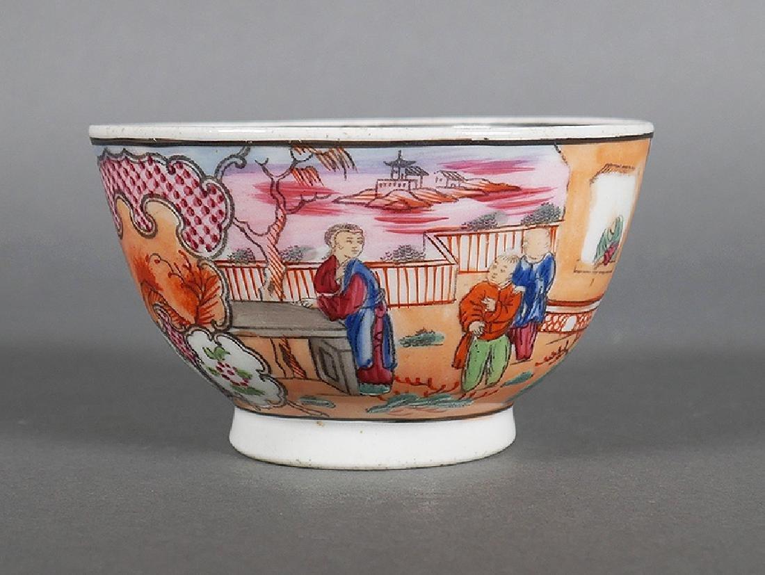 Circa 1795 New Hall Porcelain Handleless Cup