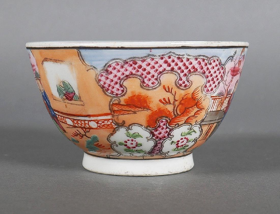 Circa 1795 New Hall Porcelain Handleless Cup - 2