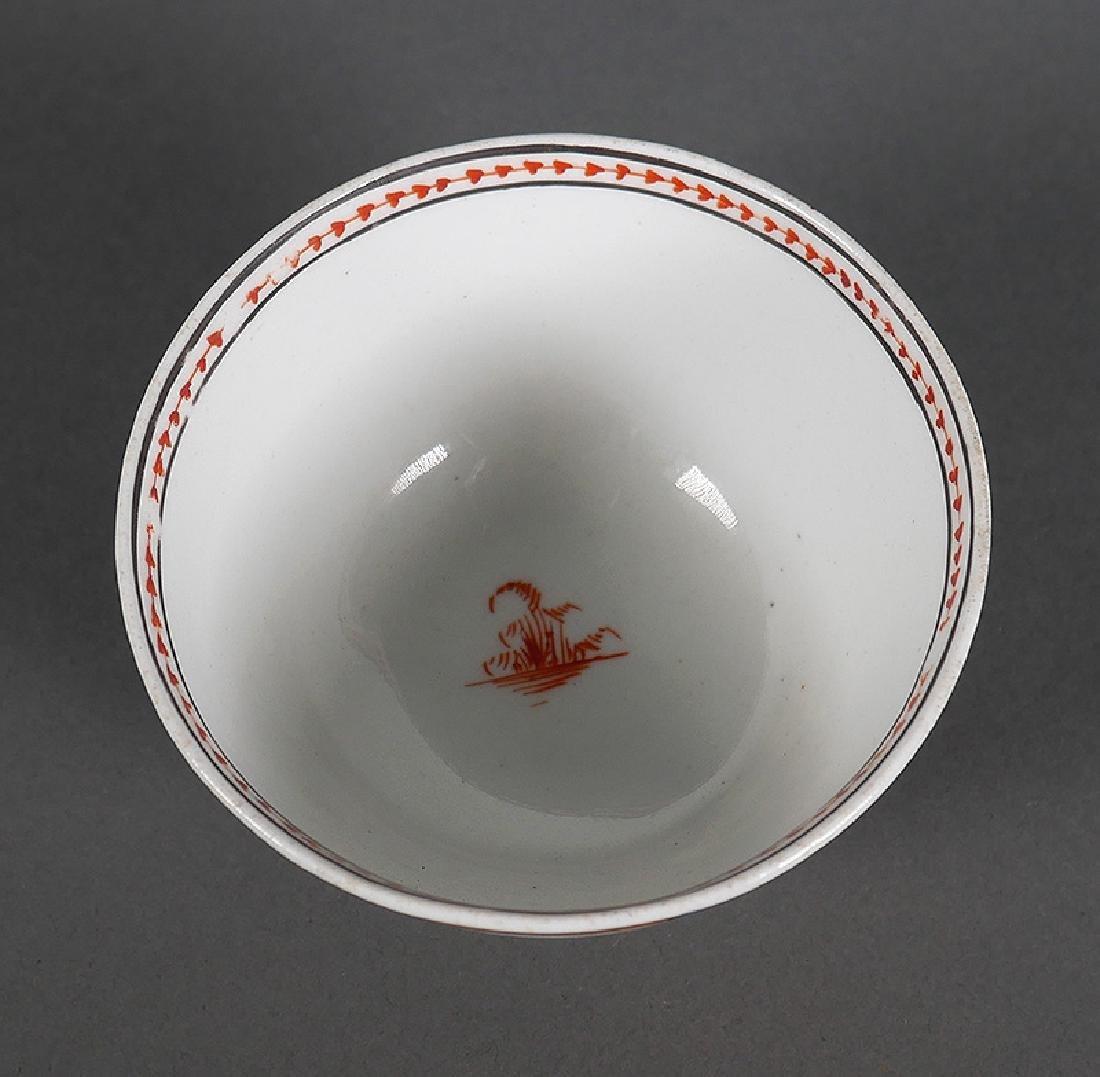 Circa 1795 New Hall Porcelain Handleless Cup - 4