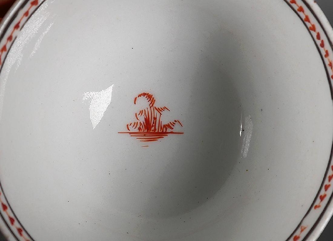 Circa 1795 New Hall Porcelain Handleless Cup - 5