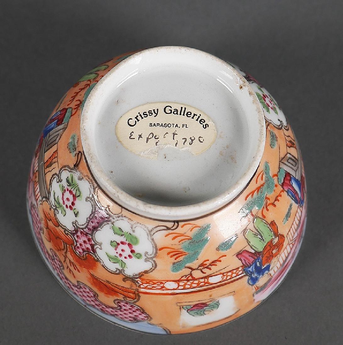 Circa 1795 New Hall Porcelain Handleless Cup - 6