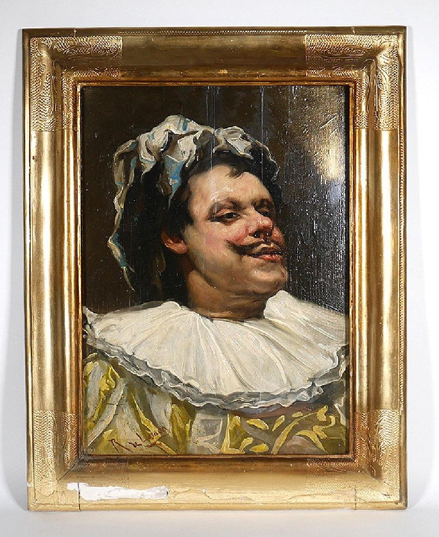 Rodrigo de Losada (Spanish, 1826-1896) Painting