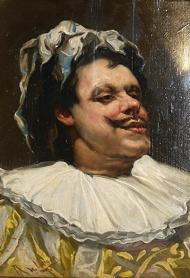 Rodrigo de Losada (Spanish, 1826-1896) Painting - 2