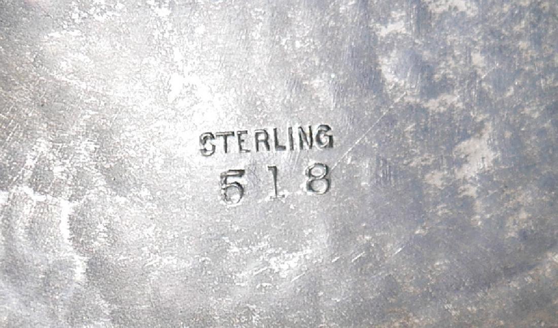 Lebolt Arts & Crafts Chicago Sterling Golf Trophy - 7