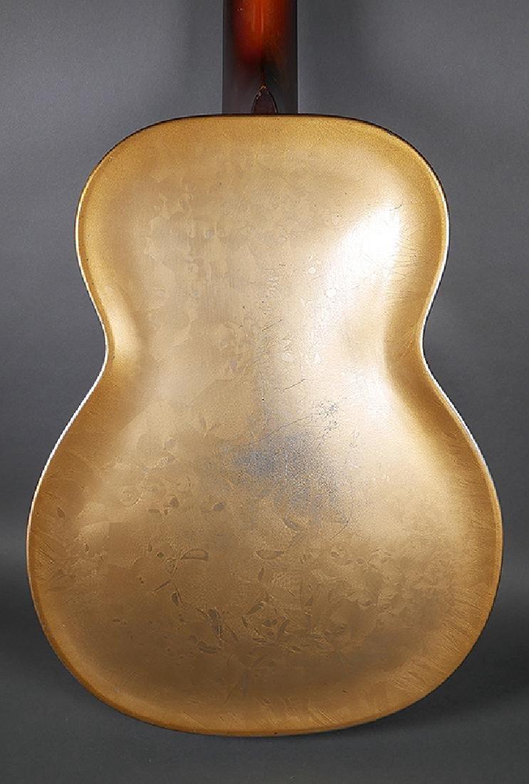 Vintage Dobro 1936 Metal Body Resonator Guitar - 8