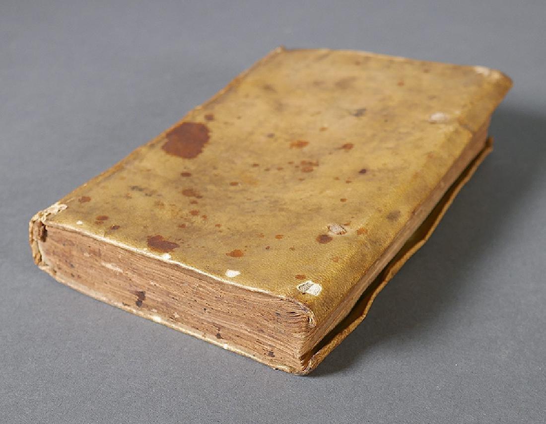 1598 Book Homilies of Church Bishops Greek & Latin - 2