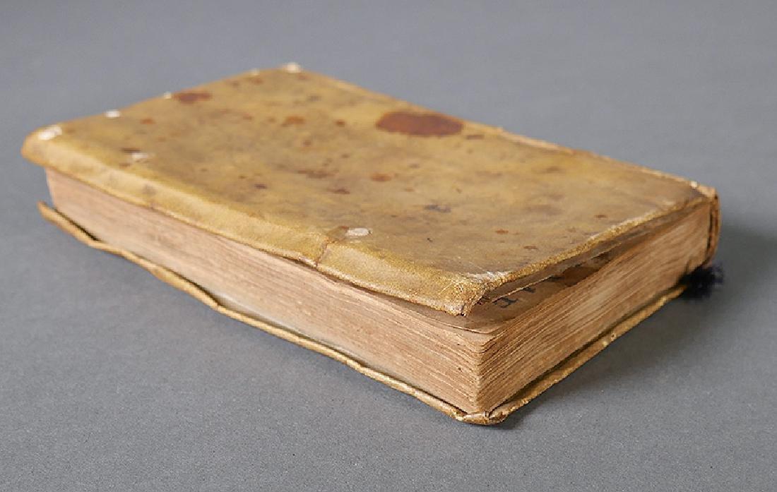 1598 Book Homilies of Church Bishops Greek & Latin - 3
