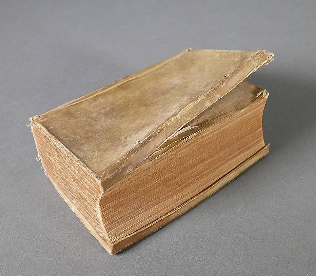 1538 Book, Calendar of the Virgin Mary, Vellum
