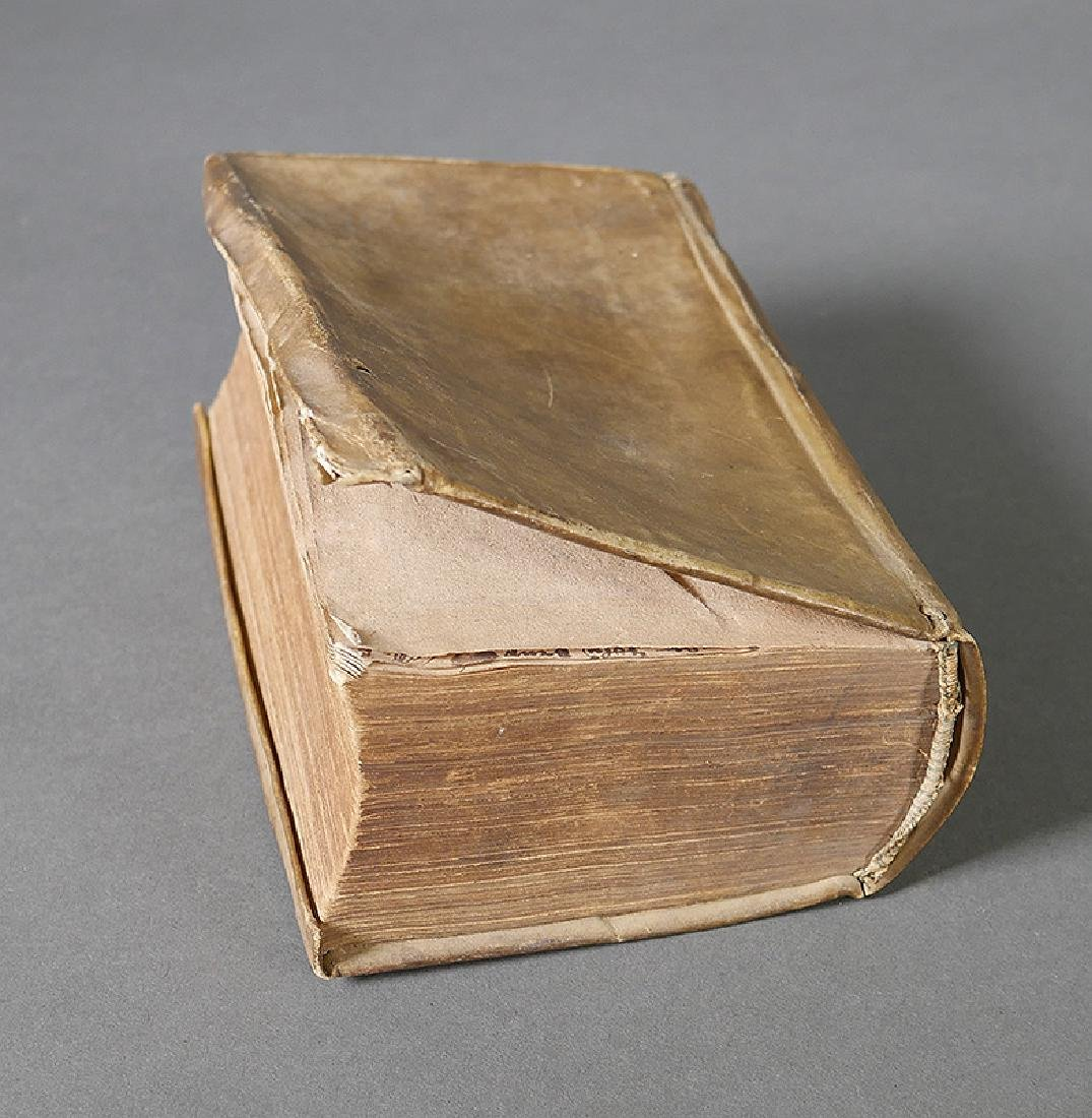 1538 Book, Calendar of the Virgin Mary, Vellum - 2