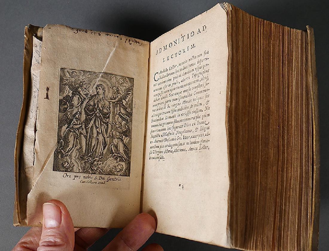 1538 Book, Calendar of the Virgin Mary, Vellum - 5