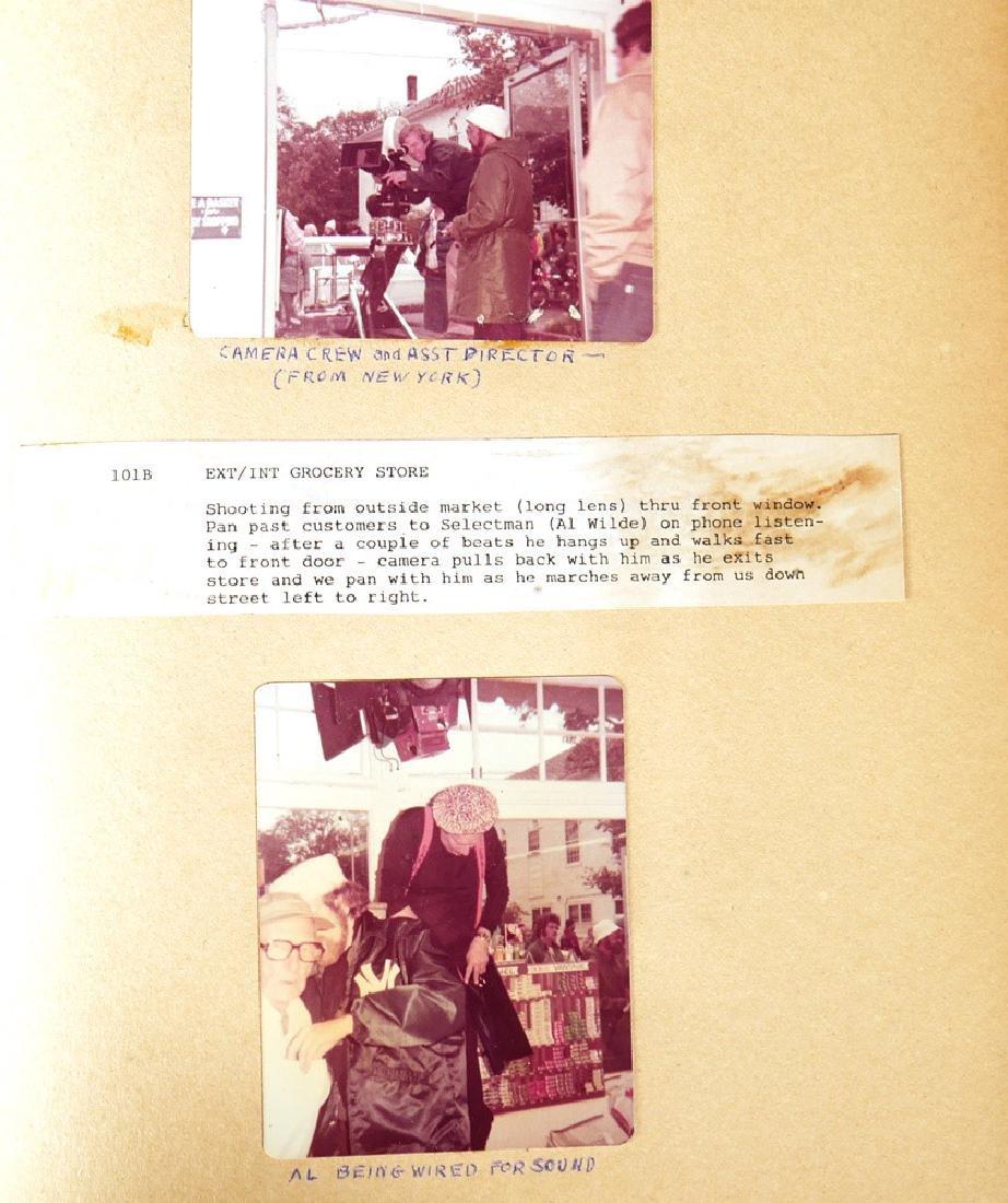 Jaws 2 Scrapbook of Bad Hat Harry Actor Al Wilde - 10
