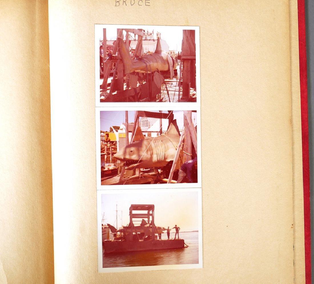 Jaws 2 Scrapbook of Bad Hat Harry Actor Al Wilde - 3