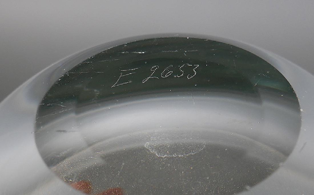 Kosta Boda Swedish Etched Art Glass Vases - 5