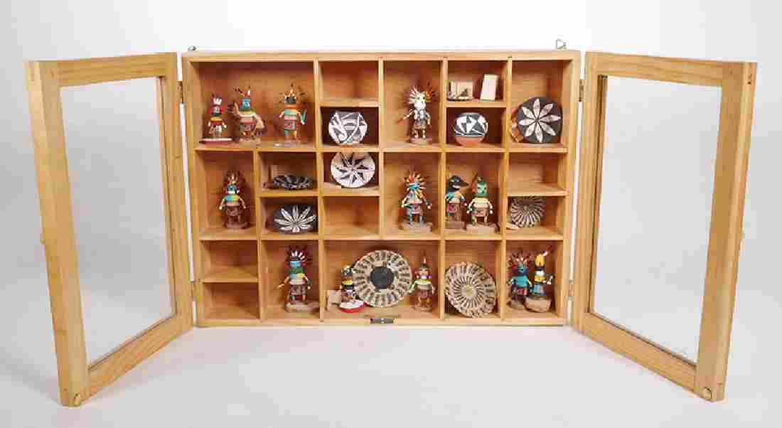 Collection of Native American Miniatures