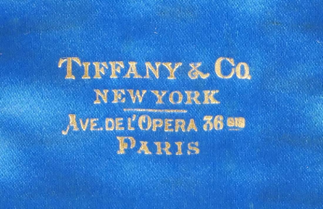 "12 Tiffany & Co 1872 ""Persian"" Demitasse Spoons - 7"