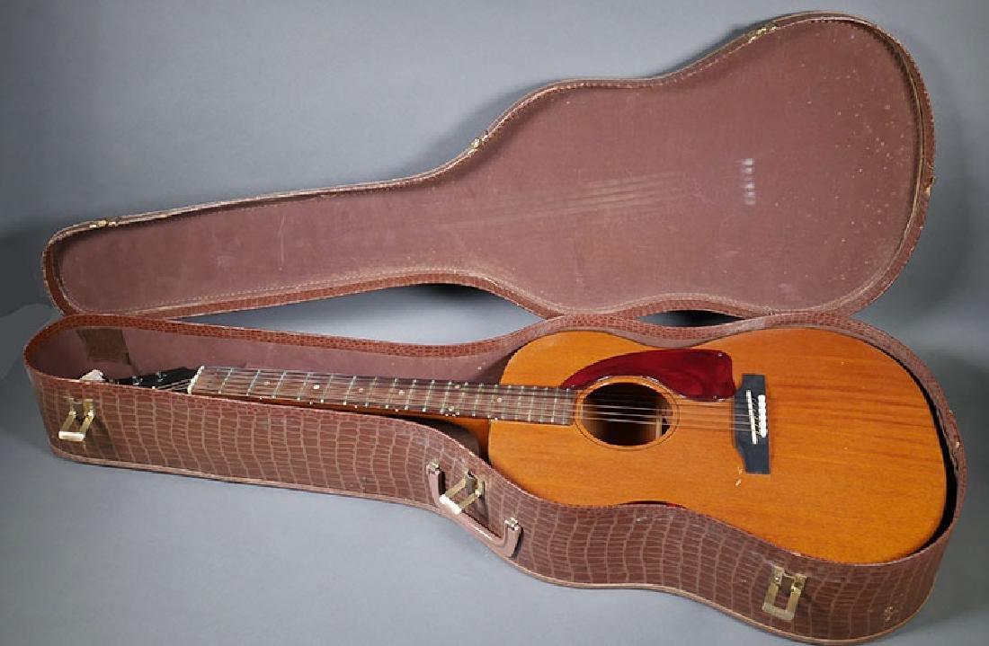 1964 Gibson LGO Vintage Acoustic Guitar - 10