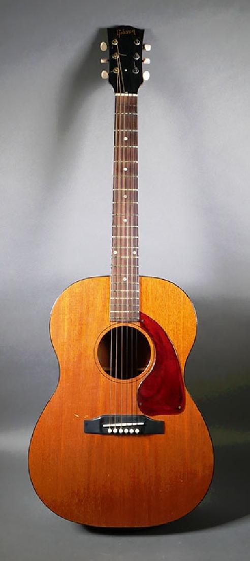 1964 Gibson LGO Vintage Acoustic Guitar