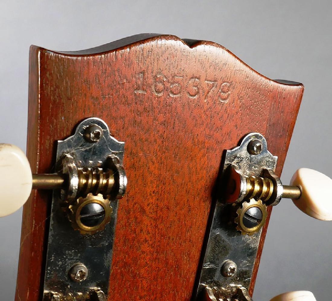 1964 Gibson LGO Vintage Acoustic Guitar - 4