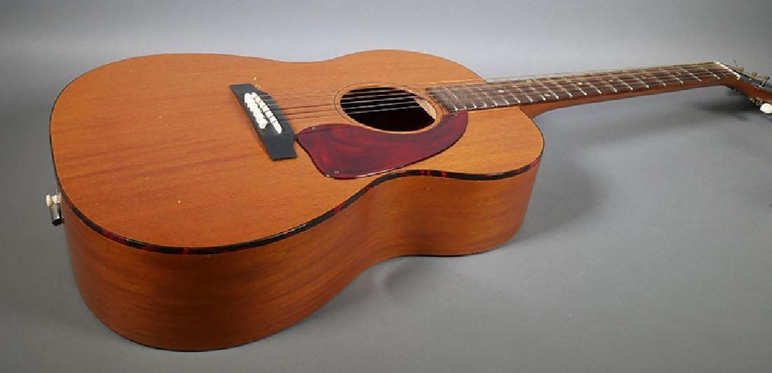 1964 Gibson LGO Vintage Acoustic Guitar - 7