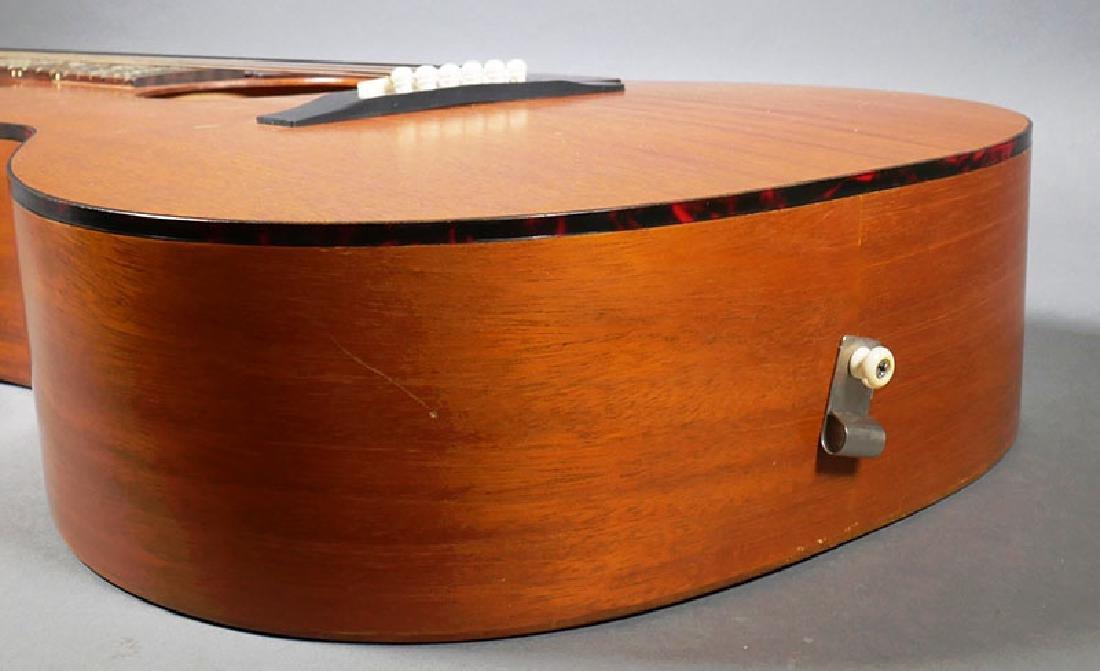 1964 Gibson LGO Vintage Acoustic Guitar - 8